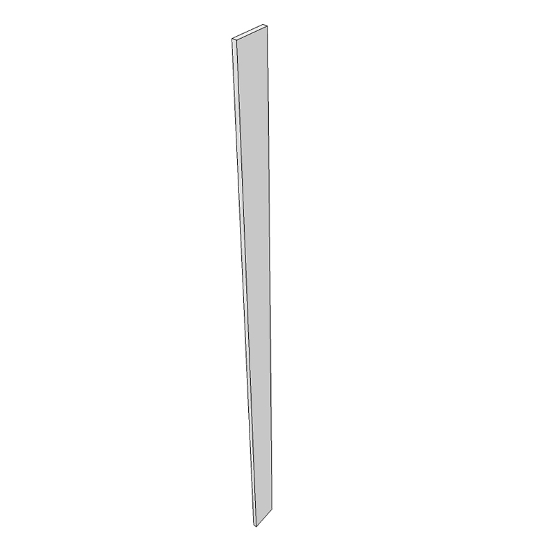 Tall Filler Panel - 2800 x 150mm (Carcase material)