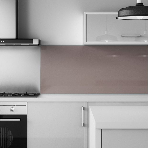 Mazan French Taupe Splashback Panels
