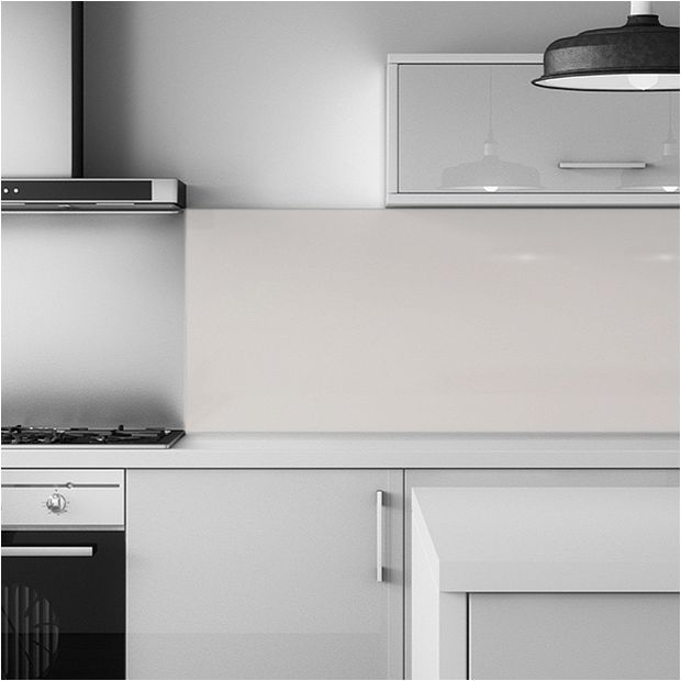 Mazan Whipped Cream Splashback Panels