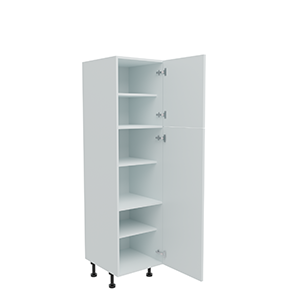500mm Tall Larder/Broom Unit (Low)
