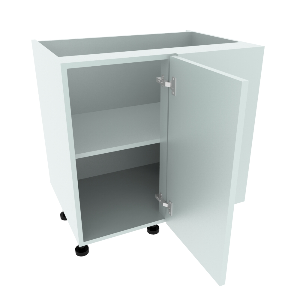 800mm Highline Corner Base Unit - 400mm LH Hand Door( Fixed Post)