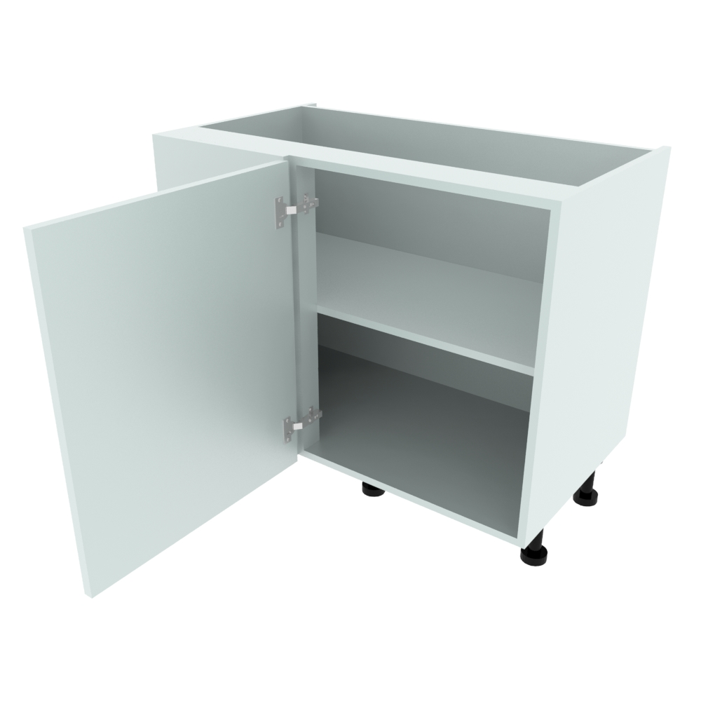 1000mm Highline Corner Base Unit - 600mm RH Hand Door