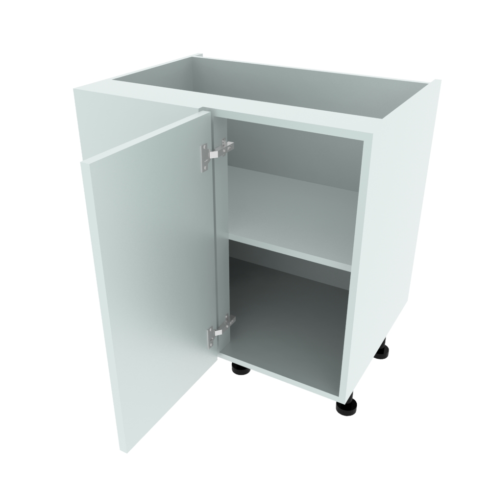 800mm Highline Corner Base Unit - 400mm RH Hand Door