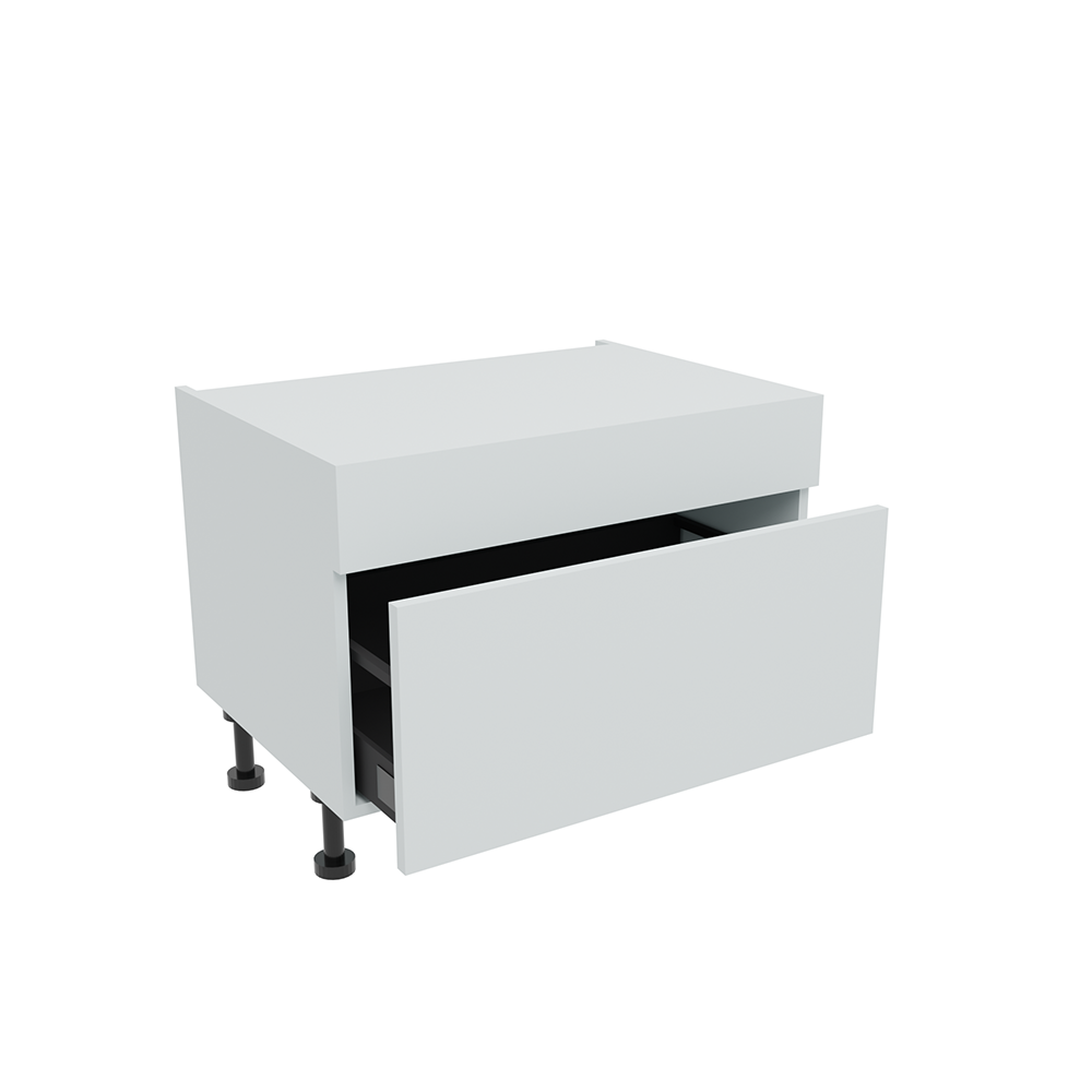 800mm Belfast Sink Base Unit with 1 Drawer