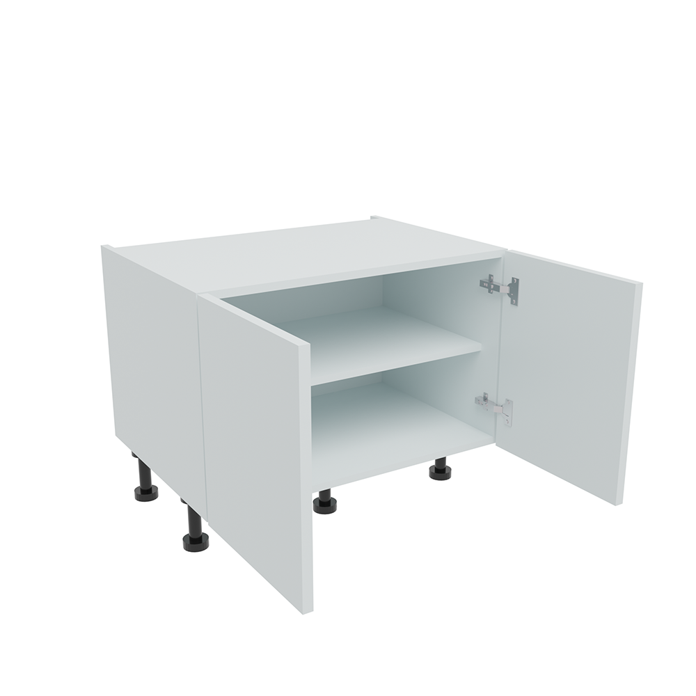 800mm Belfast Sink Base Unit With 2 Doors