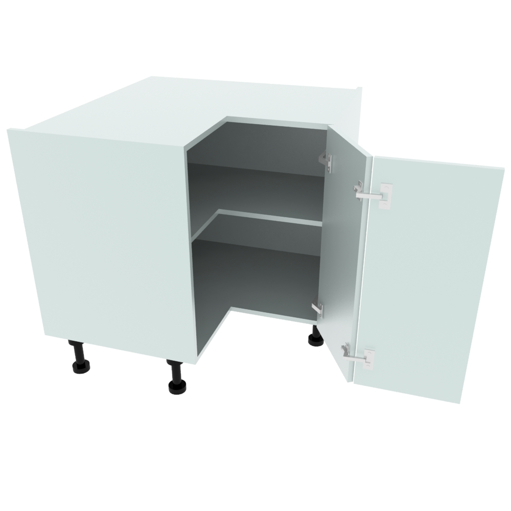 900 x 900mm L-Shape Corner Base Unit